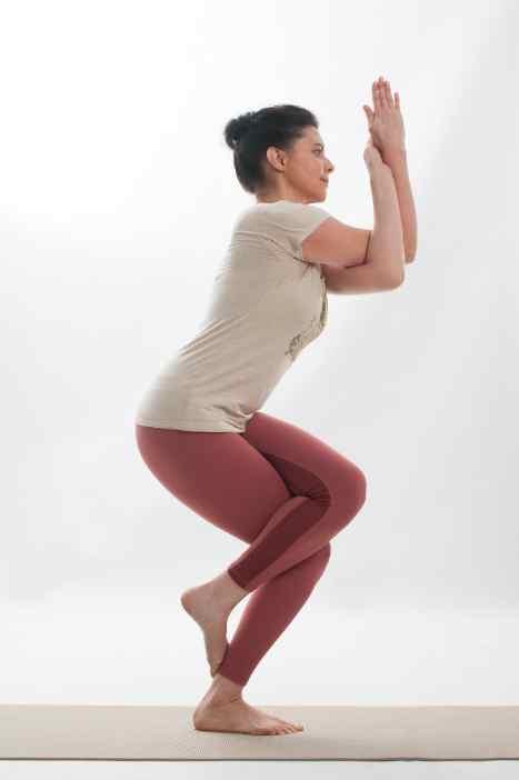 additional yoga pose eagle