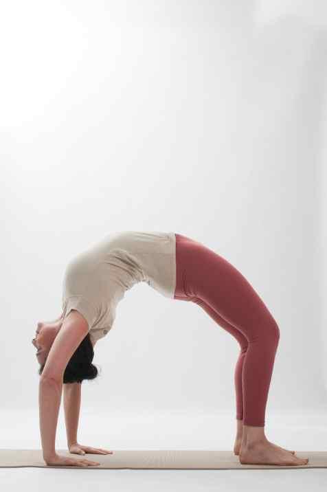 additional yoga pose wheel