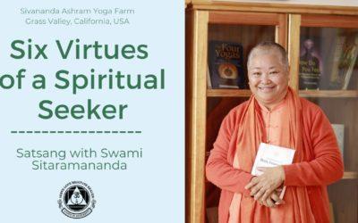 Six Virtues of a Spiritual Seeker