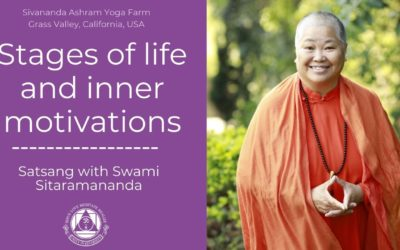 STAGES OF LIFE & INNER MOTIVATIONS